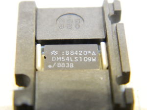 DM54LS109W integrated circuit