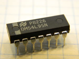 DM54L95N integrated circuit