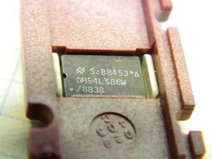 DM54LS86W integrated circuit