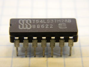 T54LS37M2RB integrated circuit