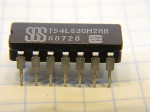 T54LS30M2RB integrated circuit