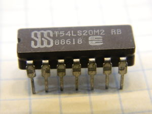T54LS20M2 integrated circuit