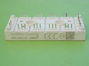 SKDH146/12-L75 Semikron 3 phase bridge rectifier + IGBT chopper
