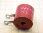 100Kohm 0,1% resistor Dale