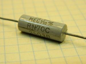 250Kohm 0,1% resistor IRC