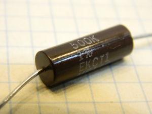 500Kohm 1% resistenza precisione