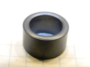 Toroid ferrite choke noise filter for cable diam. mm. 10