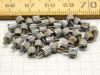 Vite zigrinata inox M1,5x3 (100 pezzi)