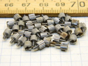 Thumbscrew inox M1,5x3 (100pcs.)