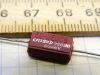 22pF 500Vdc silver/mica capacitor
