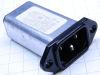 Arcotronics emi filter 110/220Vac 3A