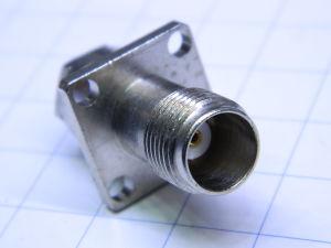 Connettore TNC femmina pannello flangiata, cavo RG316, CPE 20.102.040-160