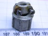 AN3057-4 Cannon connector cable clamp, serracavo