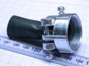 AN3057-12A Cannon connector circular cable clamp