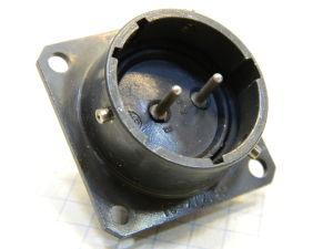 Connector receptable male 2pin PT02E-16-2/2,5P Schaltbau