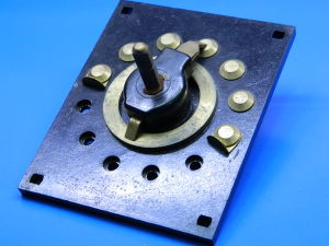 Rotary switch 7/9  pos. 50A