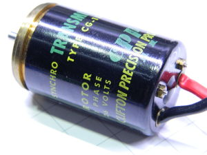 Sinchro Trasmitter Type GC-11-A-1 Clifton 400Hz