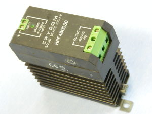 CRYDOM HPF480D30 solid state relay 480Vac 30A