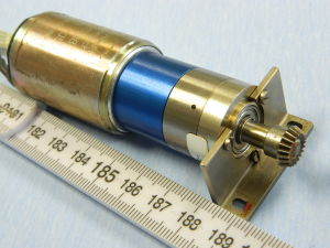 FAULHABER 2842S018C X671, coreless DC gear motor  9,7:1