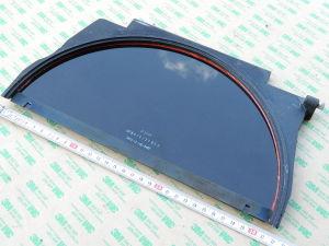 Filtro infrarosso 720/1600nM , mm.320x170x3