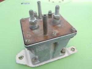 Relè batterie, BOSCH 0333301010, 24Vcc 300A