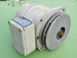 Motor 24Vdc 20A  0,5Kw  12.500rpm