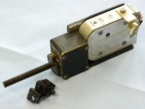 Motore con riduttore/attuatore 12Vcc  BOSCH D 132 001 019
