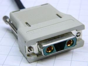 DB3  D-SUB power connector 2pin female