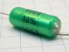 1000pF 10KV condensatore assiale mm. 25x10