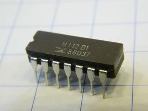H112D1 circuito integrato