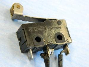 Finecorsa con rotella ZIPPY Type SM-G,  5Amp, mm. 20x6,5x15