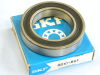 Ball bearing  SKF 6010-RS1,  80x16x50