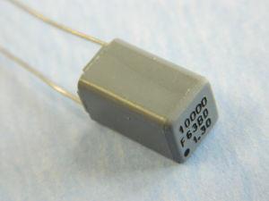 0,01MF 63Vdc 1% precision capacitor ARCOTRONICS F63BD