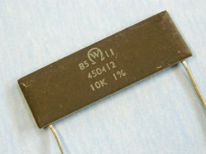 10Kohm 2W 1% precision resistor WELWYN