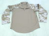 Combat shirt British Army camo desert DPM (size L)