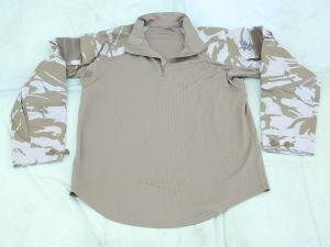 Maglia combat shirt mimetica desert Esercito Inglese DPM  (taglia M)