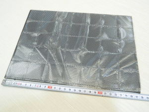 Thermal Pad isolante termoconduttivo mm. 40x40x2 (n.35 pezzi)