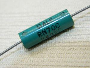 24,9Kohm 1% resistenza DALE RN70C resistor