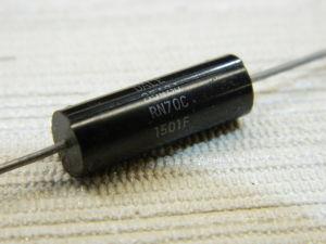1,5Kohm 1% resistenza DALE RN70C