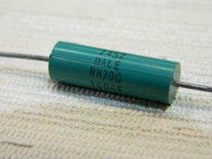 1Mohm 1% resistenza DALE RN70C