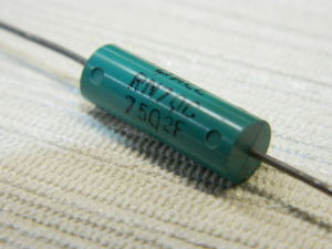75Kohm 1% resistor DALE RN70C