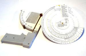 Manual Radiation meter