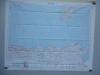 Mappa in seta in dotazione negli anni 40/50 ai paracadutisti americani