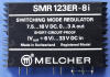 DC/DC converter Melcher in 18-33Vdc out 12V 3A