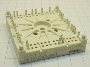 SK100DGDC 066T Semikron IGBT module