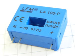 LEM LA100-P sensor  current transducer