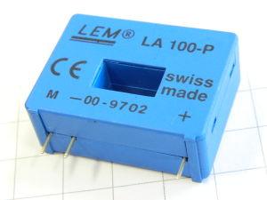 Trasduttore corrente continua LEM LA100-P,  sensore effetto Hall