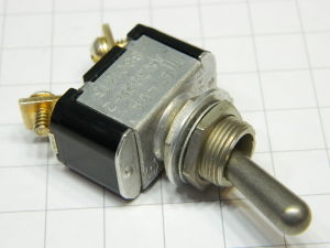 Toggle switch OFF-ON AN3021-2