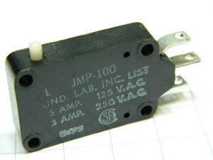 Microswitch CEMCO JMP-100  3A 250Vac