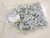 Supporto fissaggio canalina cavo mm.25 Gewiss GW50603, confezione da100 pezzi